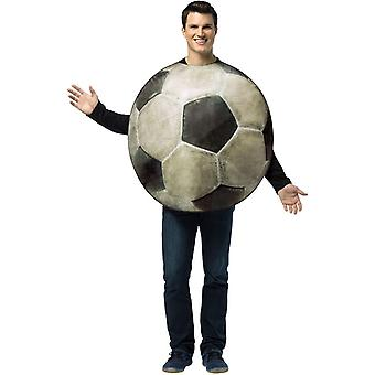 Soccer Ball Adult Costume