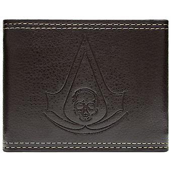 Ubisoft Assassins Creed vlag munt & kaart Bi-Fold portemonnee