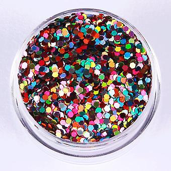 Glitter Mix-Rainbow Rain