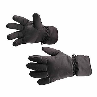 Portwest - wodoodporny Ski rękawice Black regularne