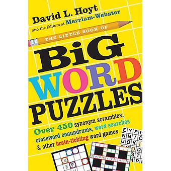 The Little Book of Big Word Puzzles - Over 400 Synonym Scrambles - Cro