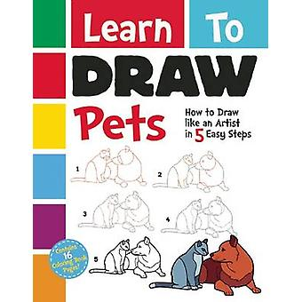Learn to Draw Pets - How to Draw Like an Artist in 5 Easy Steps! by Ra