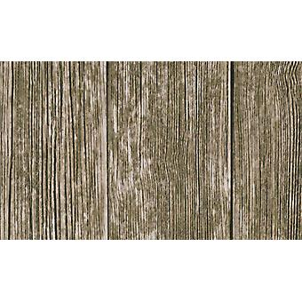 Fablon Classic Rural Wood Effect Self Adhesive Film 2 m X 45 cm Vinyl Olive