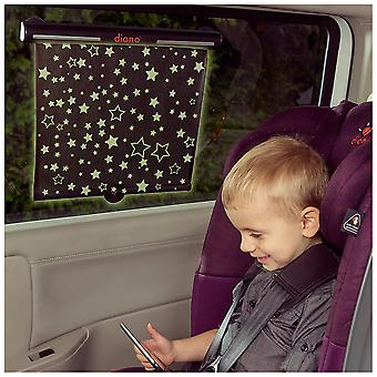 Diono Starry Night Car Sun Shade Plus