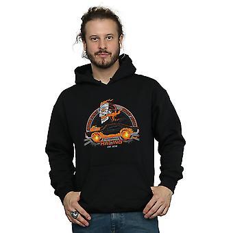 Marvel Men's Ghost Rider Robbie Reyes Racing Hoodie