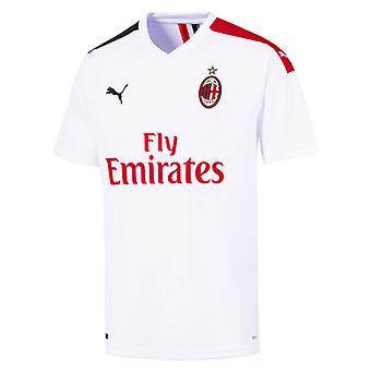 2019-2020 AC Milan Puma weg shirt (kinderen)