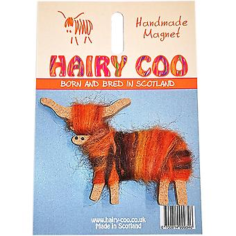 Hairy Coo Magnet Cameron