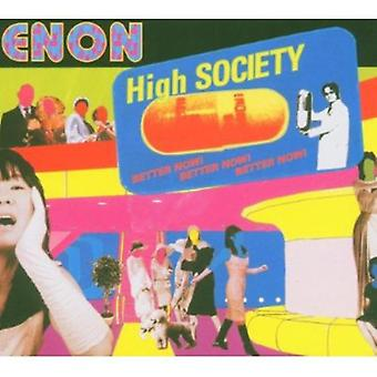 Enon - High Society [CD] USA import