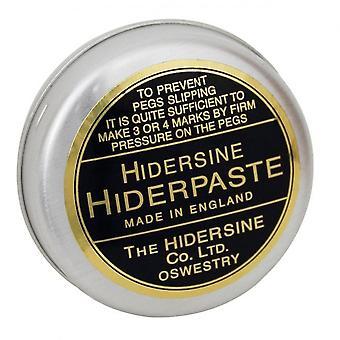 Hidersine Peg Paste 30H - Tin Hiderpaste - Violin Peg Paste