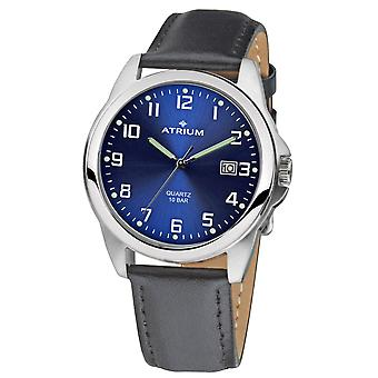 ATRIUM Men's Watch Wristwatch A16-15 Leather