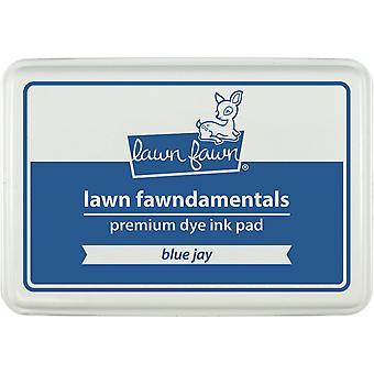 Lawn Fawn Premium Dye Ink Pad Blue Jay