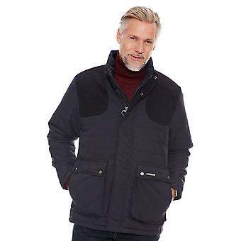 Mens Champion Coat With Cord Panels