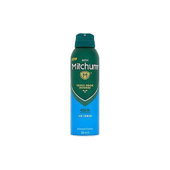 Mitchum anti perspirant spray-Ice Fresh