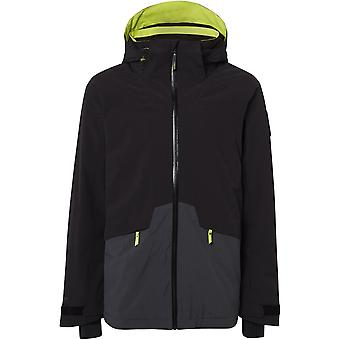 ONeill Quartzite Snow Jacket in Black Out
