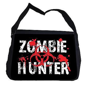 Zombie Hunter tas met schouderriem