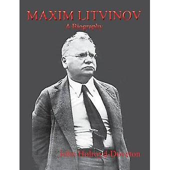 Maxim Litvinov par HolroydDoveton et J. O.