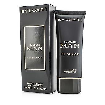 Bvlgari preto após barba Balm - 100ml/3,4 oz