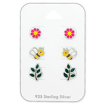 Bee - 925 Sterling Silver Sets - W38719x