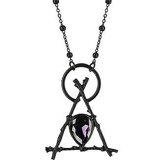 Restyle Branch Delta Black Pendant