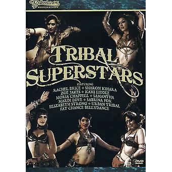 Bellydance Superstars Tribal Superstars [DVD] USA import