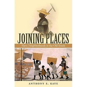 Joining Places by E Kaye
