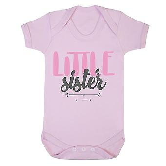 Reality glitch little sister kids babygrow