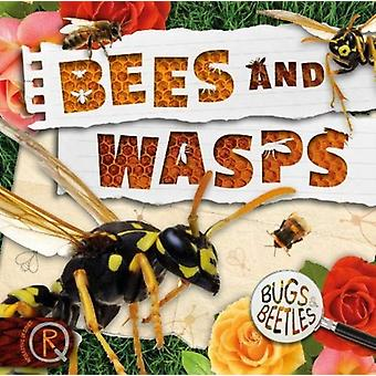 Bees and Wasps by William Anthony