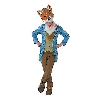 Mr. Fox (S) (3-4 vuotta)