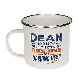 Historia & Heraldry Dean Tin Mug 41
