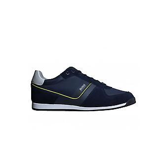 Hugo Boss Footwear Hugo Boss Men's Glaze Lowp Nysd Trainers