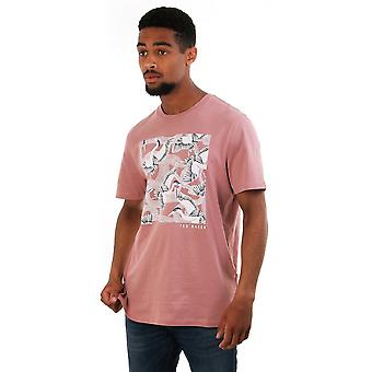 Ted Baker mens Stowart vogel T shirt