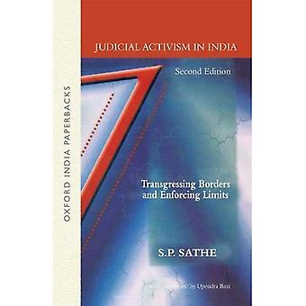 Judicial Activism in India: Transgressing Borders and Enforcing Limits (Law in India)