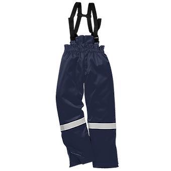 Portwest araflame geïsoleerde salopettes werkkleding broek af83