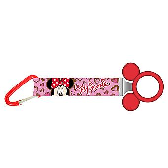 Lanyard Bottle Holder Key Chain - Disney - Minnie Mouse New Gifts 25029