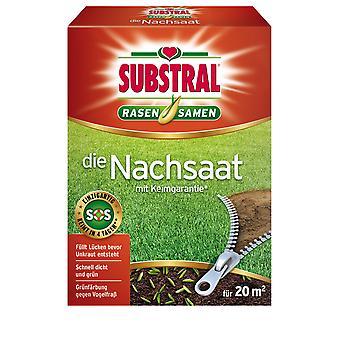 SUBSTRAL® De reseed gräsmattafrön, 400 g