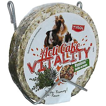 Tyrol Acticake Vitality Rodents (Small pets , Treats)