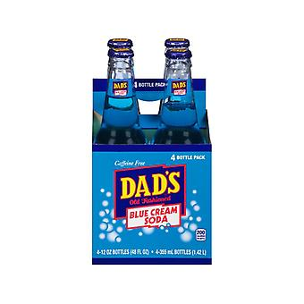 Dads Blue Cream Soda-( 355 Ml X 4 Cans )