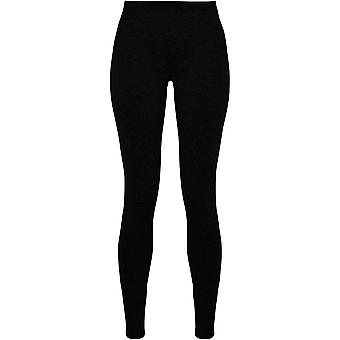 Cotton Addict Womens Stretch Jersey Sporty Leggings