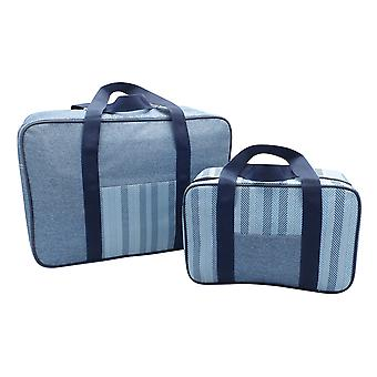 Country Club 2 Pack Kühlertasche Set Denim