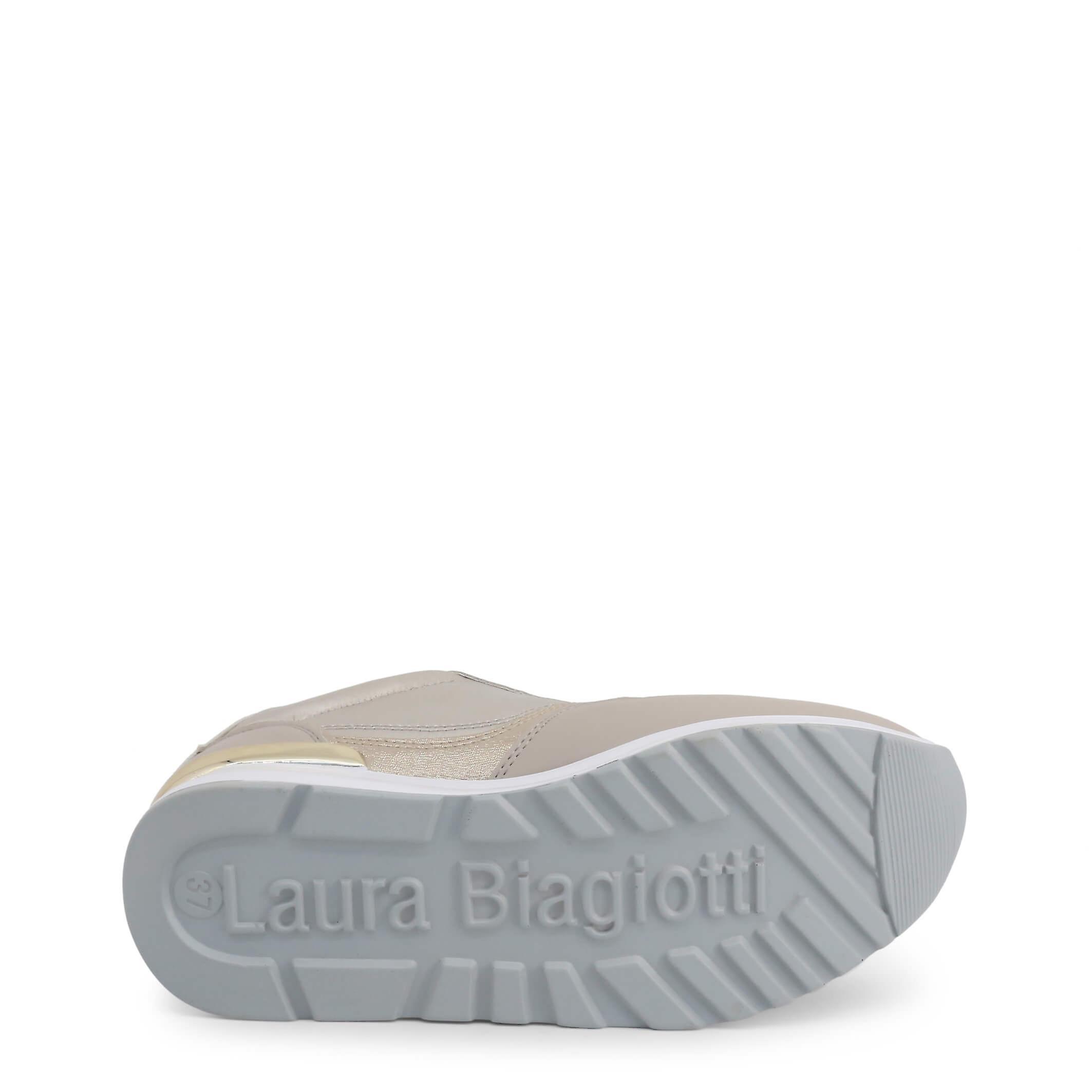 Laura Biagiotti Original Women Spring/Summer Sneakers - Brown Color 41472