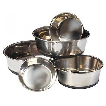 Casa delle zampe in stainless Acciaio Dog Bowl