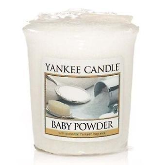 Yankee Ljus Votive Sampler Baby Pulver