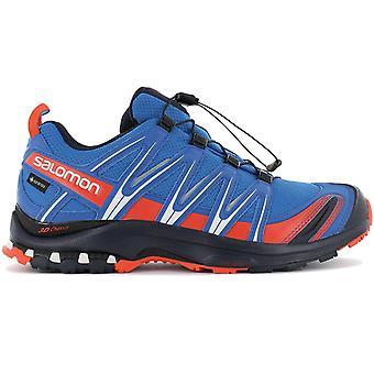 所罗门 XA PRO 3D GTX - GORE-TEX - 男士登山鞋蓝色 409758 运动鞋运动鞋
