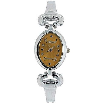 The Olivia Collection Ladies Goldtone Dial Armband Strap Dress Watch COS38