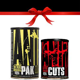 Universal Nutrition Basic Cutting Stack - Choice of Free Gift!