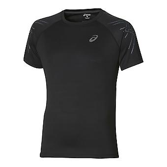 Asics Stripe 1262360905 training zomer mannen t-shirt