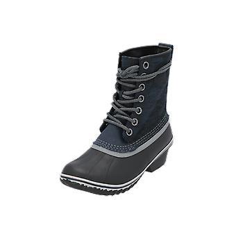 Sorel SLIMPACK 1964 Dames laarzen Blauwe Lace-Up Boots Winter