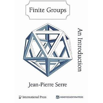 Finite Groups - An Introduction by Jean-Pierre Serre - 9781571463272 B