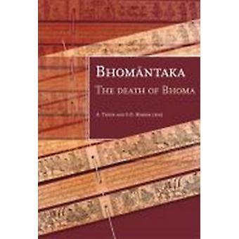 Bhomantaka - The Death of Bhoma by A. Teeuw - S. O. Robson - 978906718