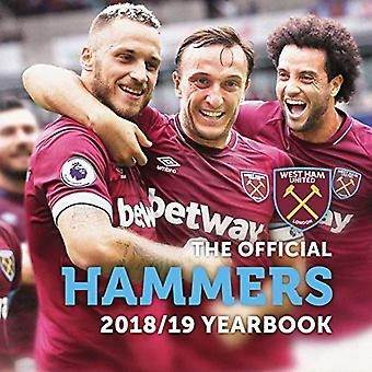The Official Hammers Yearbook 2018/19 - 9781912692262 Book